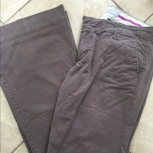 Old Navy Dark Khaki Pants
